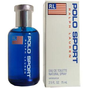 perfume polo sport