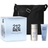 Kit 212 Men - Perfume, Creme, Bolsa entre outros produtos