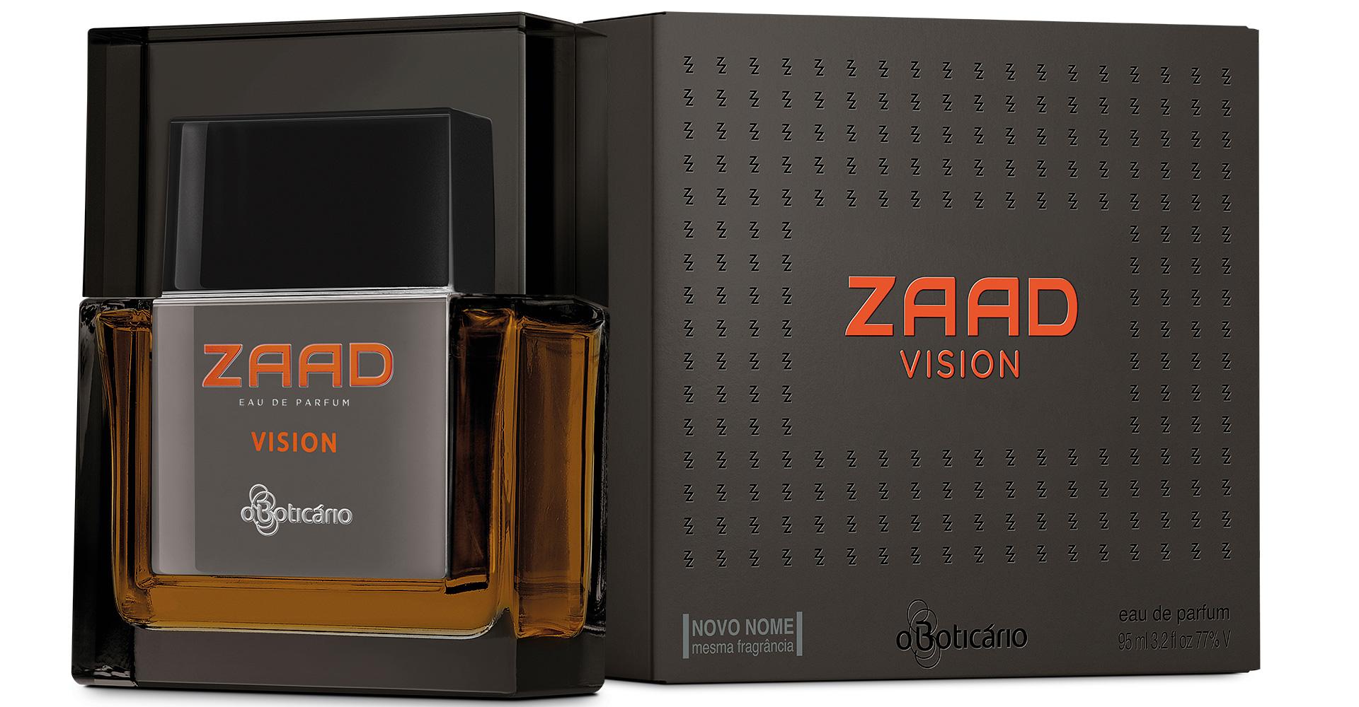Perfume Zaad - O Botic U00e1rio