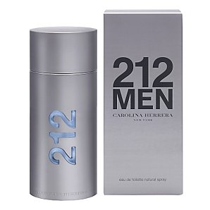 Perfume 212 Masculino 50 ml