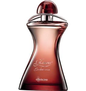 perfume glamour exuberance