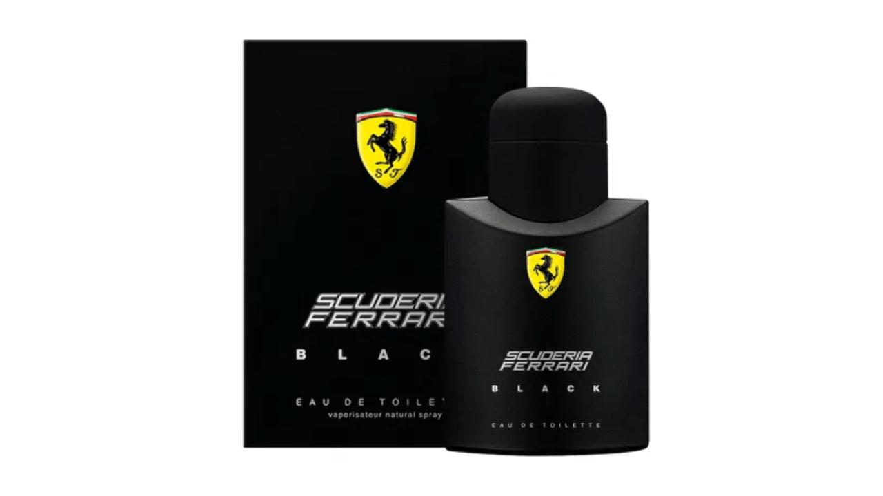 Resenha sobre o perfume Ferrari Black masculino.