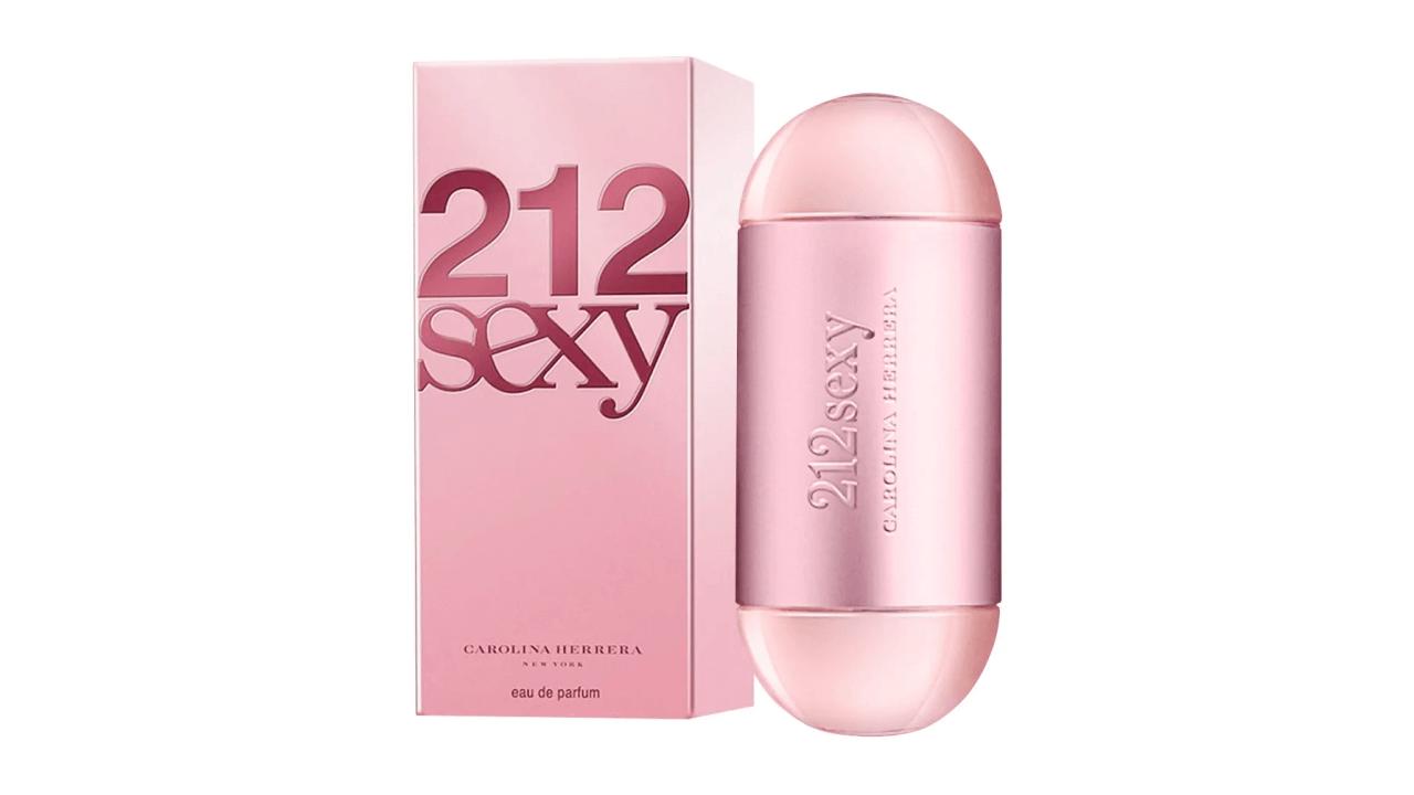 Resenha do perfumes 212 Sexy feminino, da Carolina Herrera.