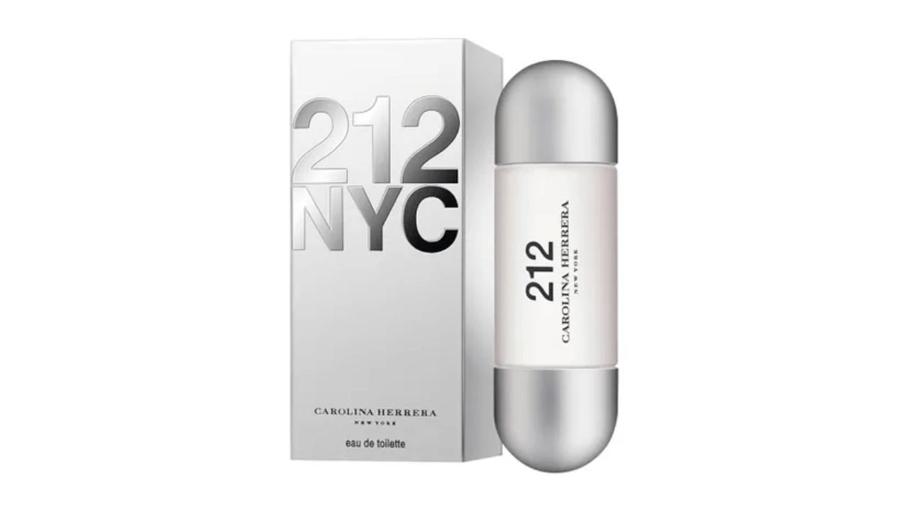 Resenha sobre o perfume 212 Two One Two feminino, da Carolina Herrera.