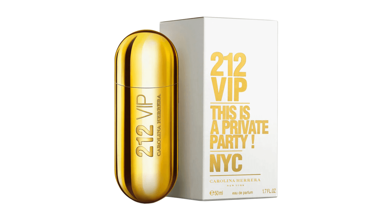 Resenha do perfume 212 (two one two) Vip feminino, Carolina Herrera