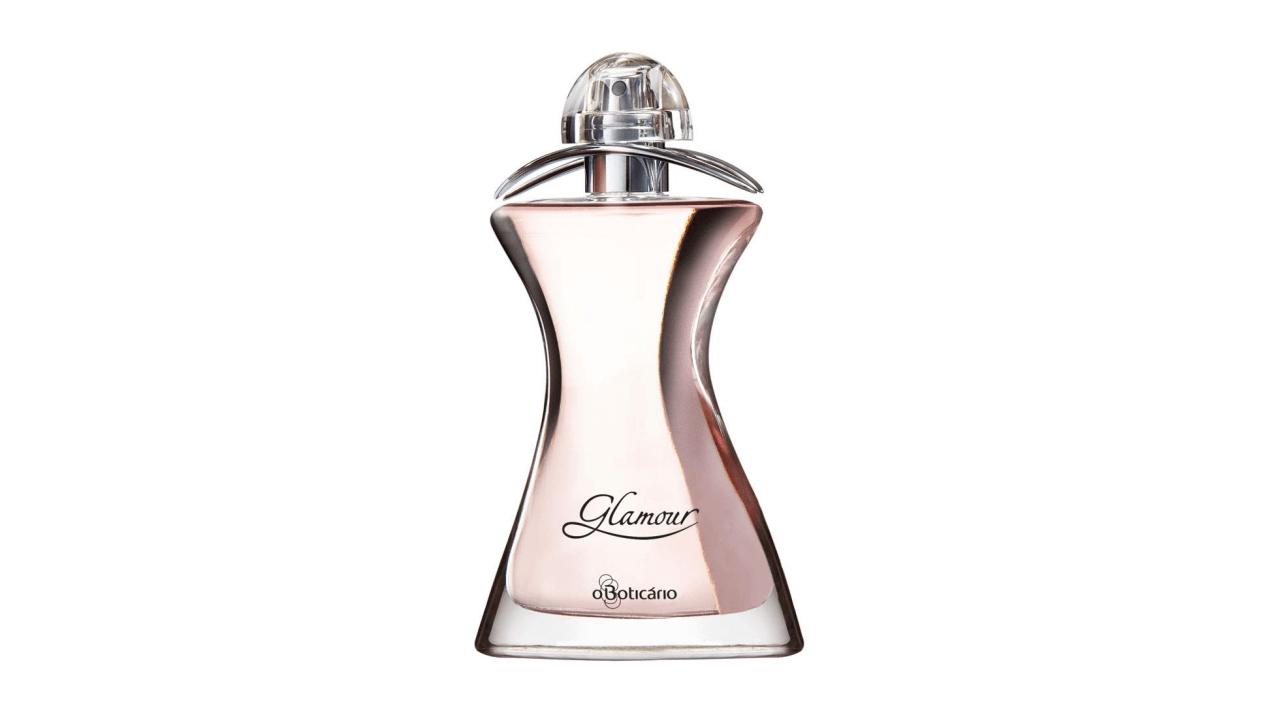 Resenha sobre o perfume Glamour tradicional, O Boticário.