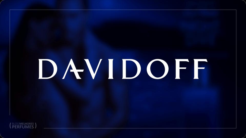 Os melhores perfumes Davidoff.