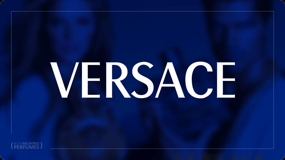 Lista com os melhores perfumes Versace.