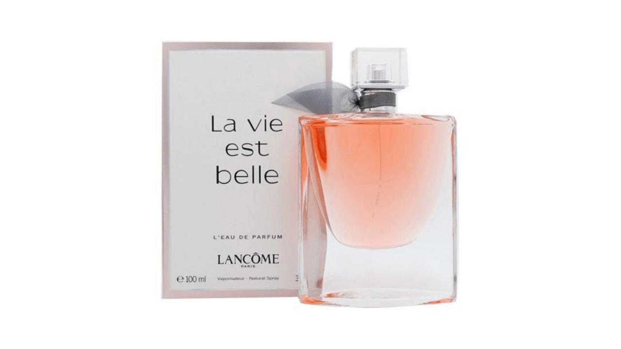 Conheça o perfume feminino La Vie Est Belle, da marca Lancôme