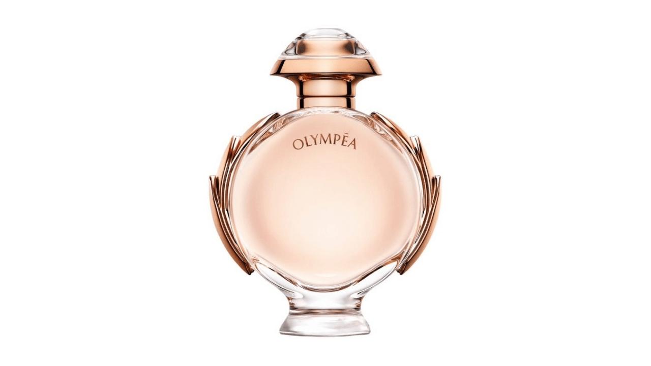 Conheça o perfume feminino Olympéa, da marca Paco Rabanne