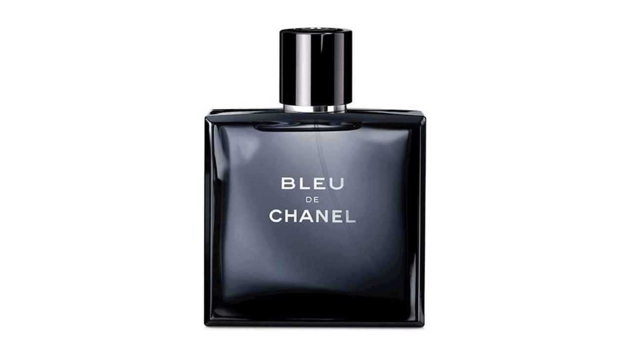 Conheça o perfume masculino Bleu de Chanel, da marca Chanel.